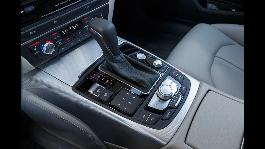 Audi A6 Avant 2.0 TDI, Schalthebel