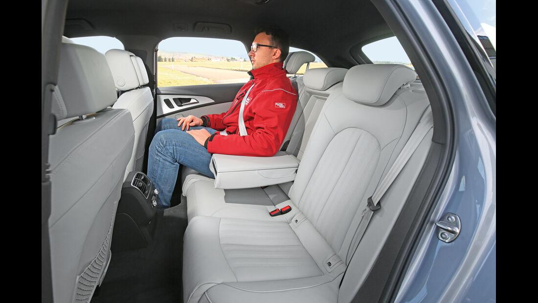 Audi A6 Avant 2.0 TDI Ultra, Fondsitz