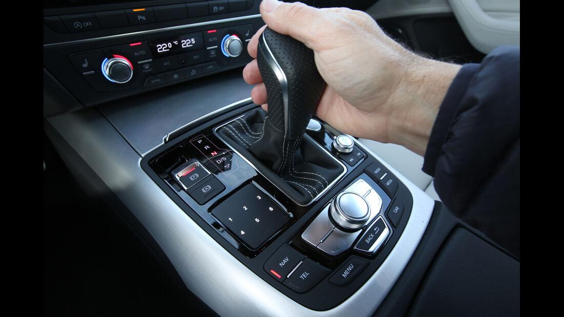 Audi A6 Avant 2.0 TDI Ultra, Schalthebel