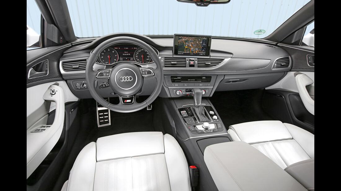 Audi A6 Avant 2.0 TFSI, Cockpit