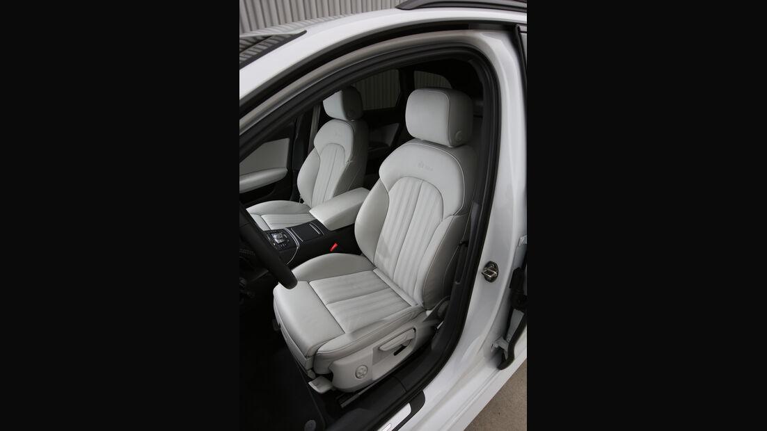Audi A6 Avant 2.0 TFSI, Fahrersitz