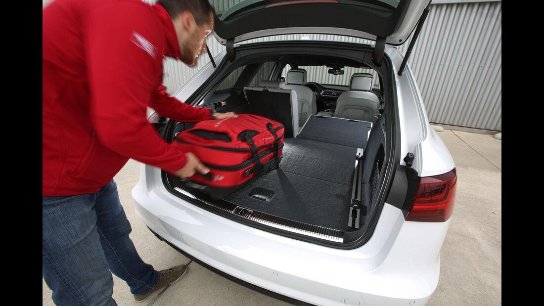 Audi A6 Avant 2.0 TFSI, Kofferraum