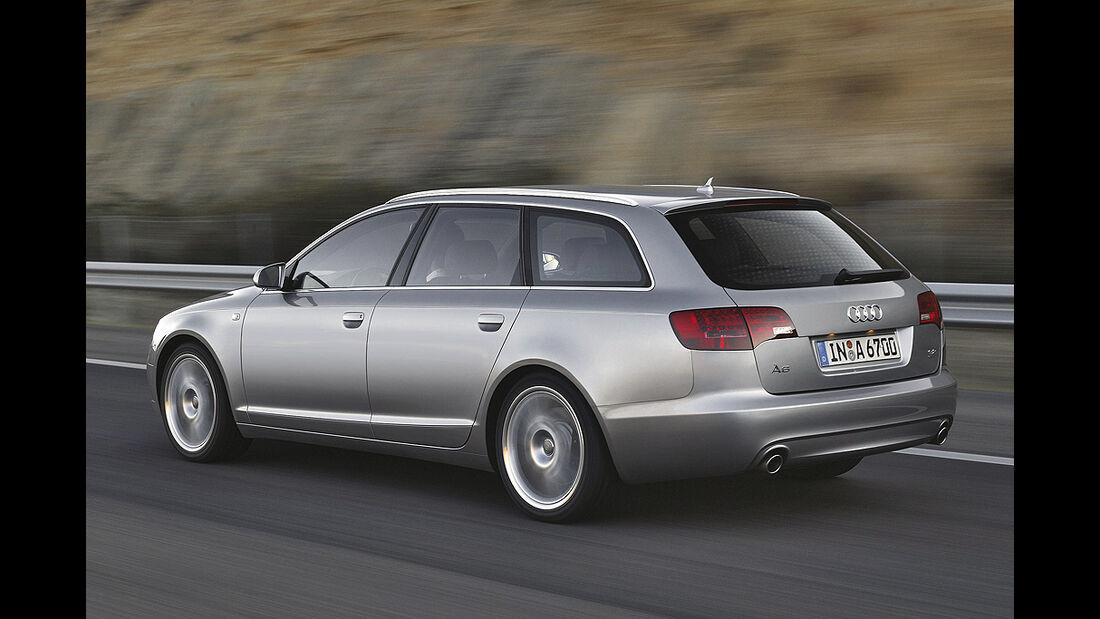 Audi A6 Avant, 2005