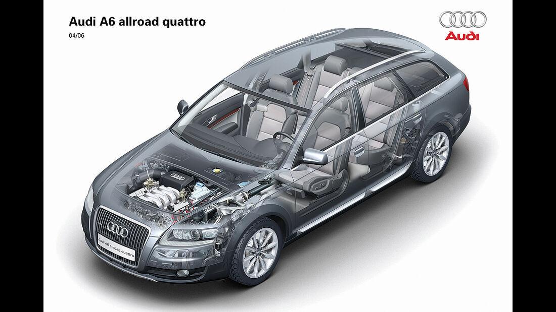 Audi A6 Avant, 2006