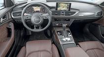 Audi A6 Avant 3.0 TDI Quattro, Cockpit