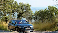 Audi A6 Avant 3.0 TDI Quattro, Impression