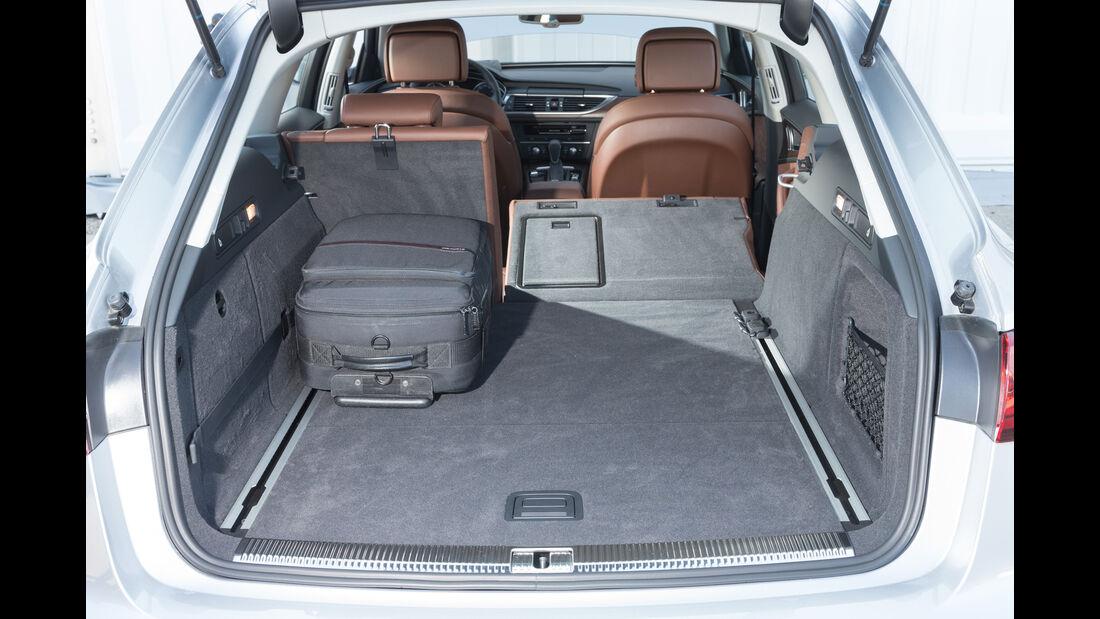 Audi A6 Avant 3.0 TDI Quattro, Kofferraum
