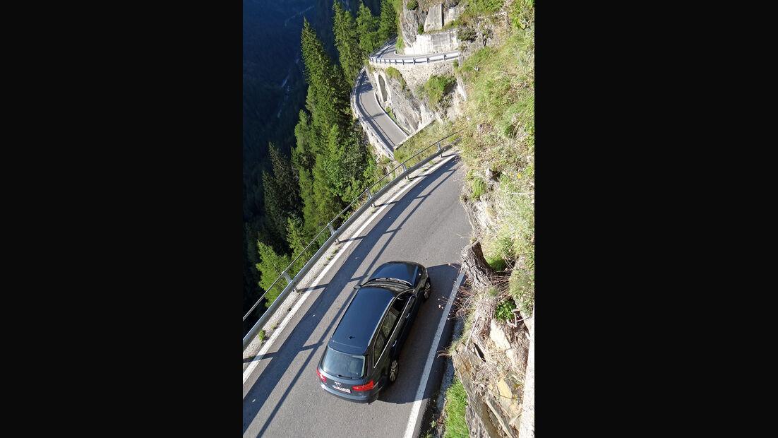 Audi A6 Avant 3.0 TDI Quattro, Pass