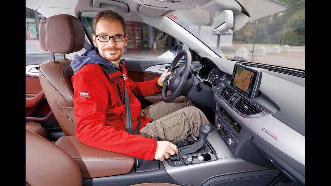 Audi A6 Avant 3.0 TDI Quattro, Sebastian Renz