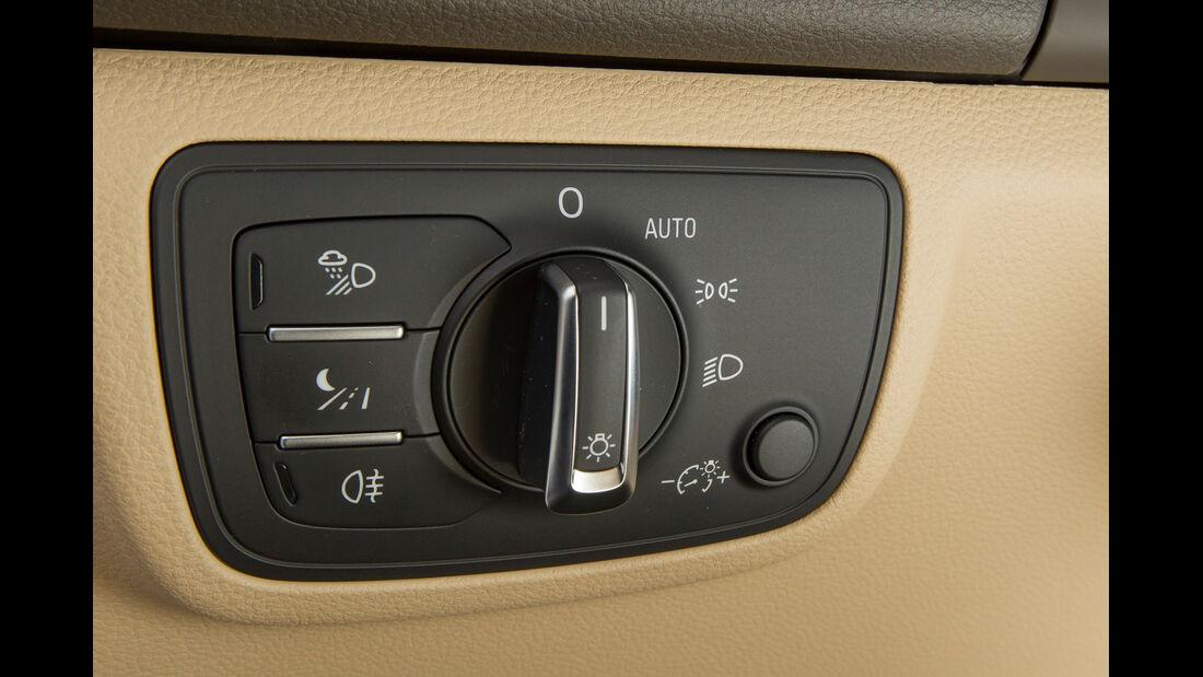 Audi A6 Avant 3.0 TDI Quattro, Temperaturregler