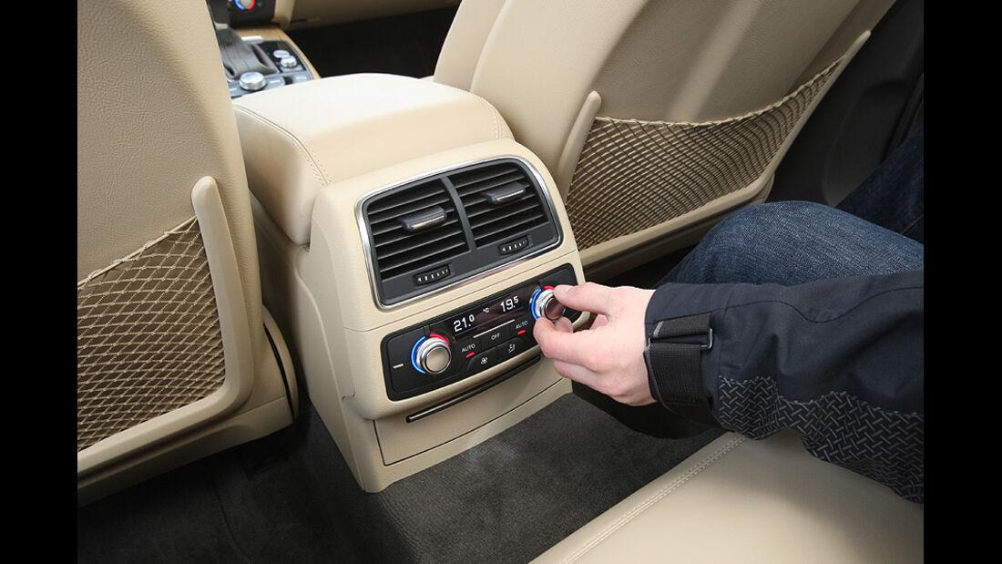 Audi A6 Avant 3.0 TFSI, Fond, Klimaautomatik