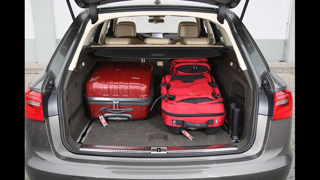 Audi A6 Avant 3.0 TFSI, Kofferraum