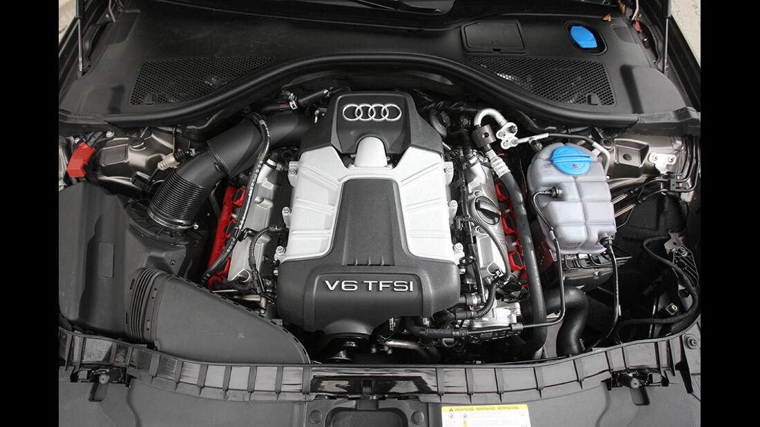 Audi A6 Avant 3.0 TFSI, Motor