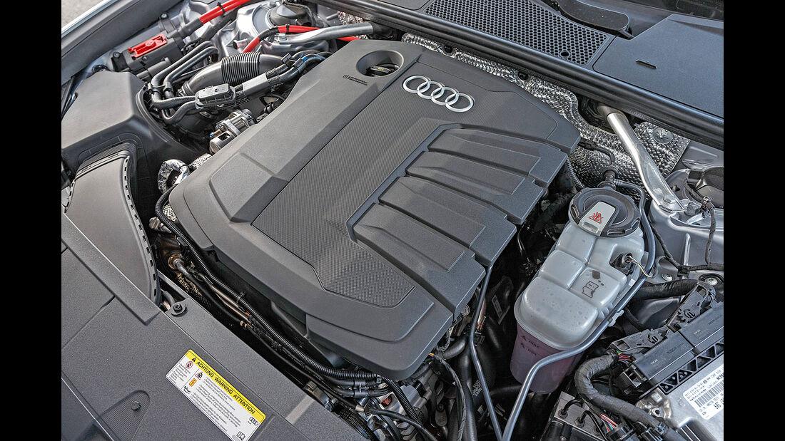 Audi A6 Avant 40 TDI, Motor