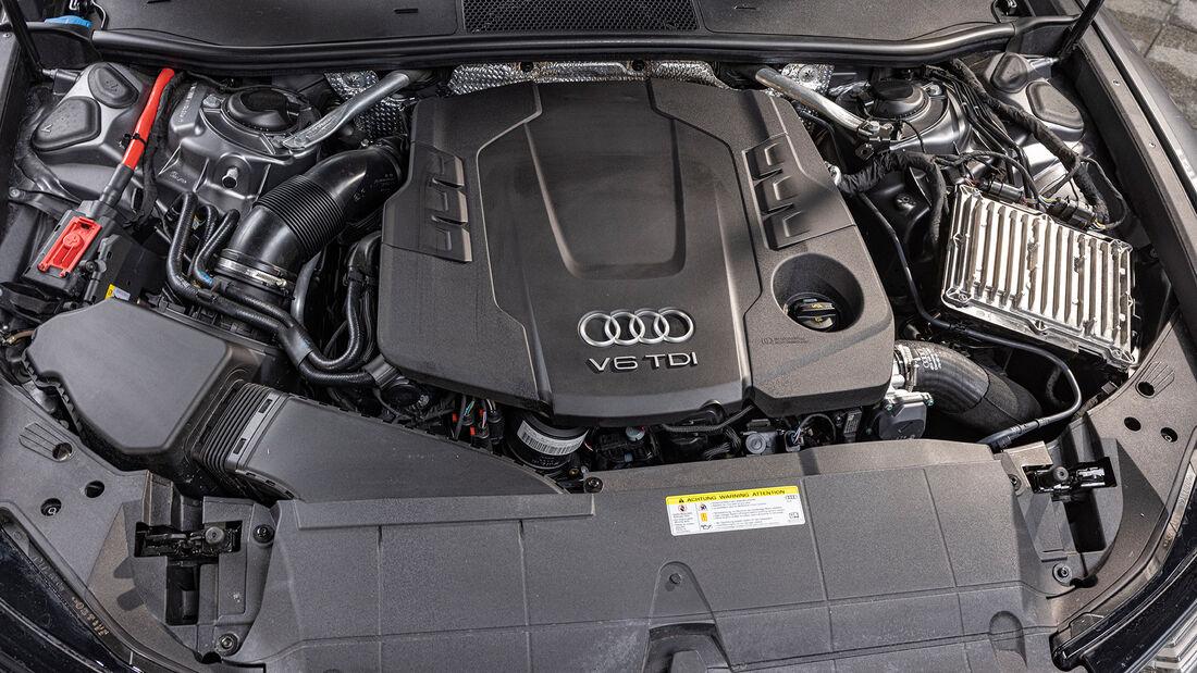 Audi A6 Avant 50 TDI, Exterieur