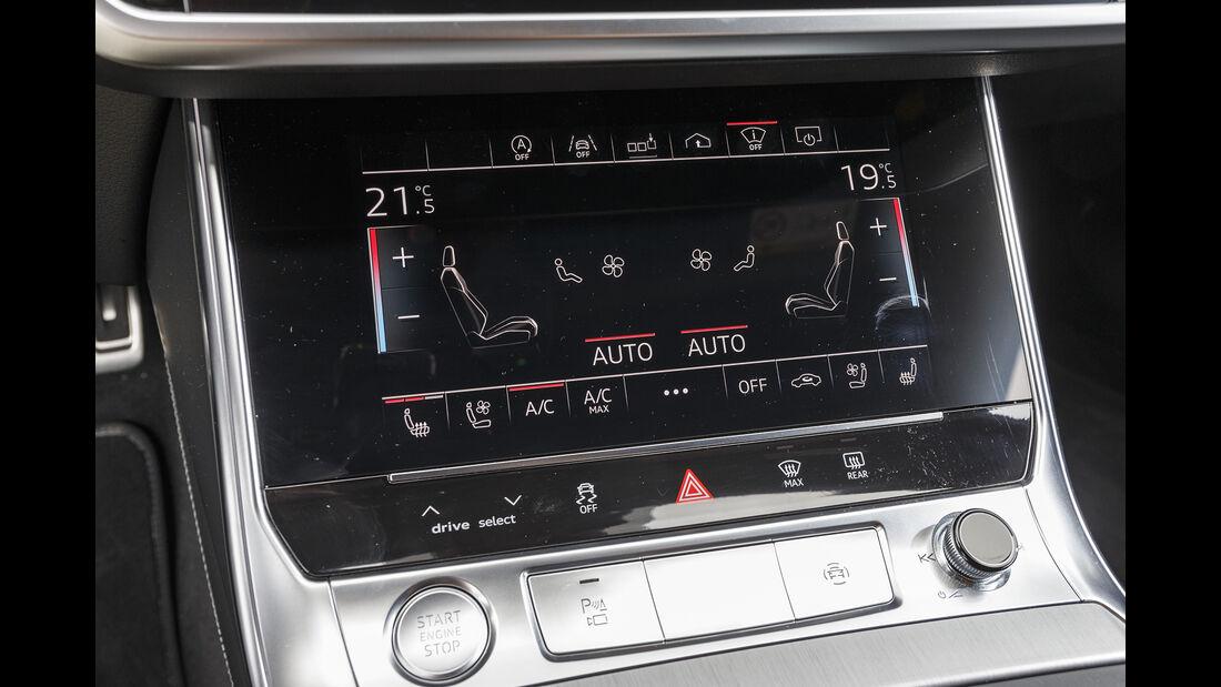 Audi A6 Avant 50 TDI, Interieur