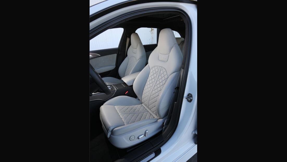 Audi A6 Avant, AMS 1316