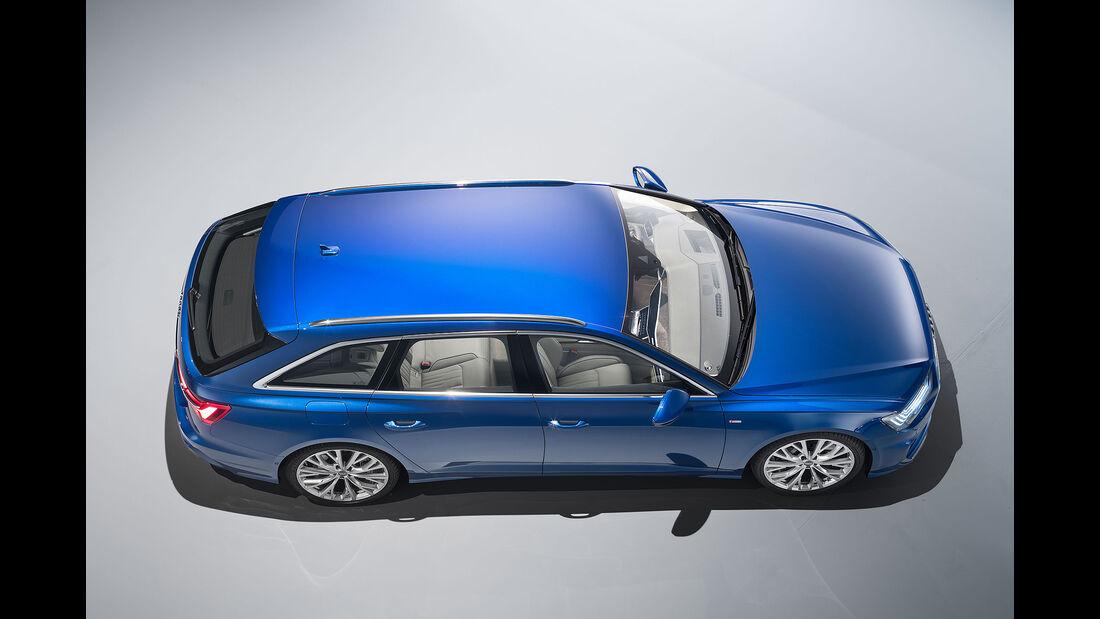 Audi A6 Avant C8 (2018)