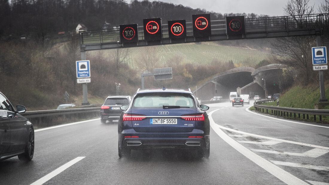 Audi A6 Avant, Exterieur