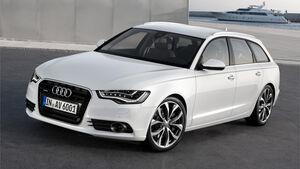 Audi A6 Avant, Kofferraum, Klappe, Götz Leyrer