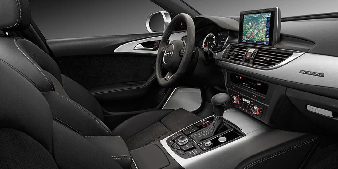 Audi A6 Avant S-Line Cockpit