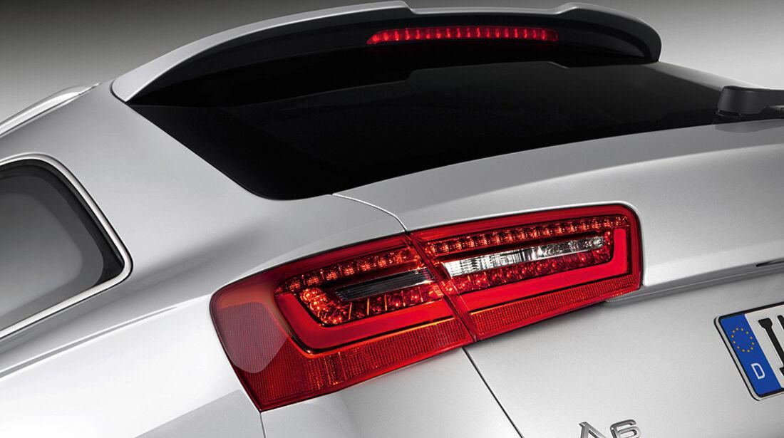 Audi A6 Avant S-Line Rückleuchte