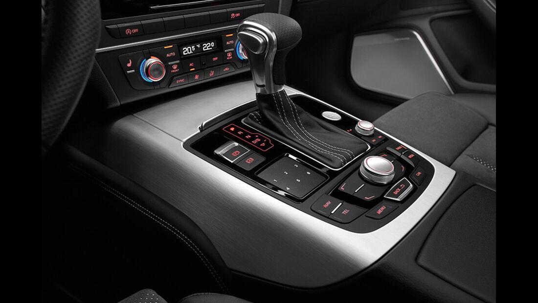 Audi A6 Avant S-Line Schaltung