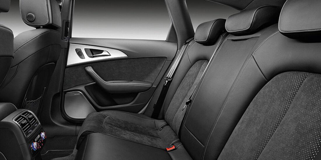 Audi A6 Avant S-Line Sitzbank