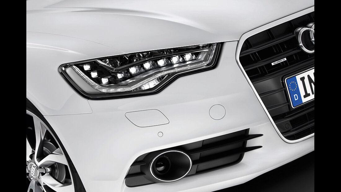 Audi A6 Avant Scheinwerfer