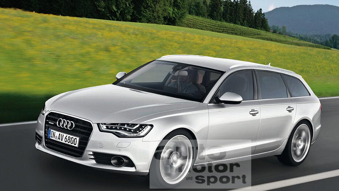 Audi A6 Avant Schulte