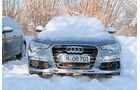 Audi A6 Avant TDI, Frontansicht