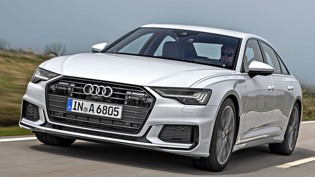 Audi A6, Best Cars 2020, Kategorie E Obere Mittelklasse