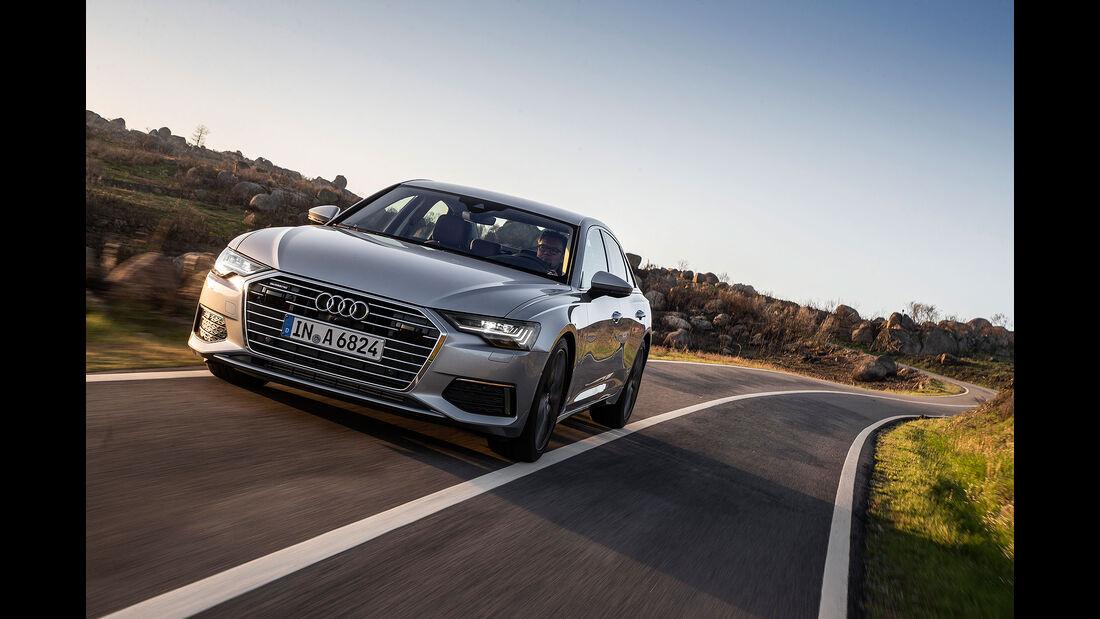 Audi A6 C8 (2018)