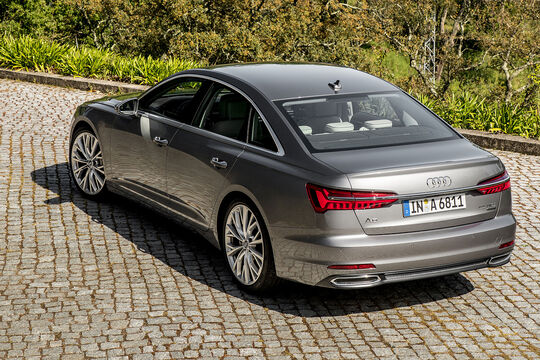 Neuer A6 2018 >> Audi A6 C8 - auto motor und sport