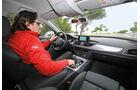 Audi A6, Cockpit, Fahrersicht