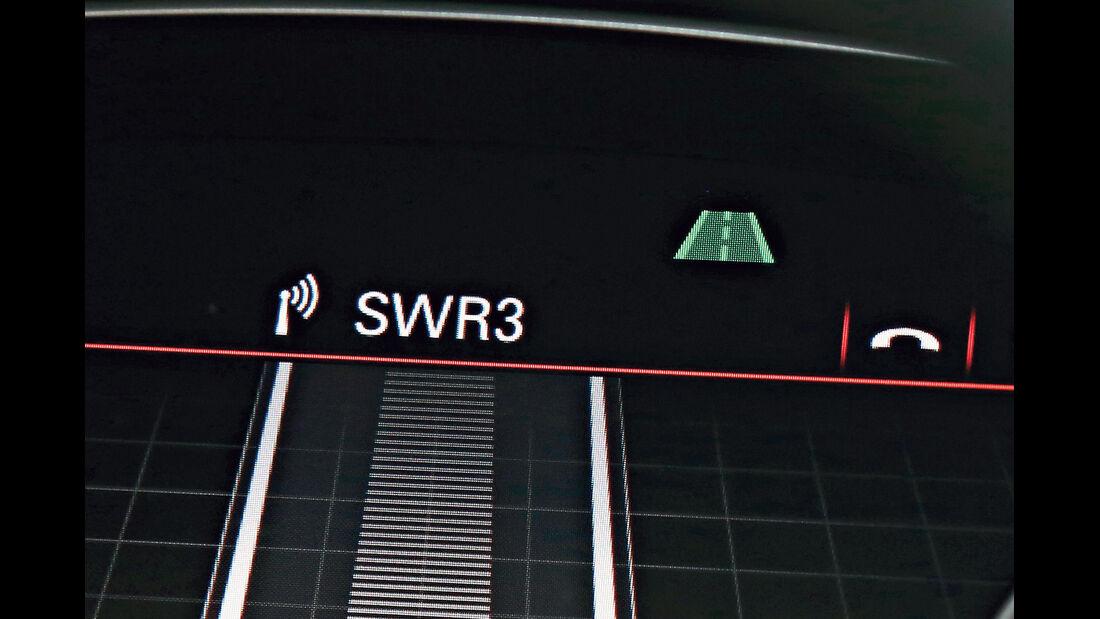 Audi A6, Display, Infotainment