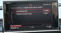 Audi A6, Display, Infotainment