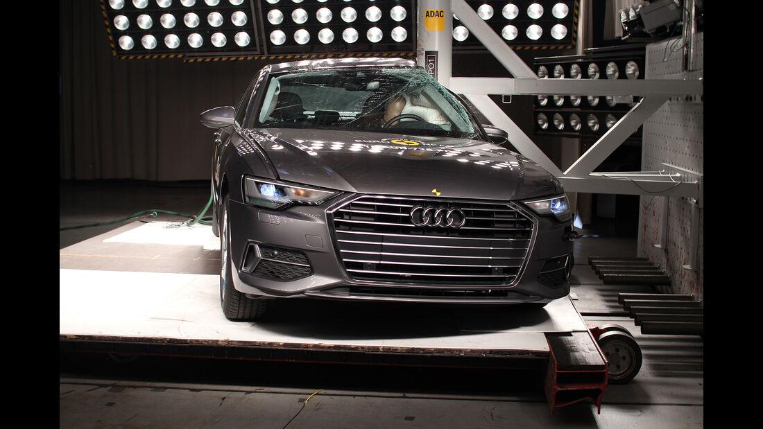 Audi A6 EuroNCAP 2018