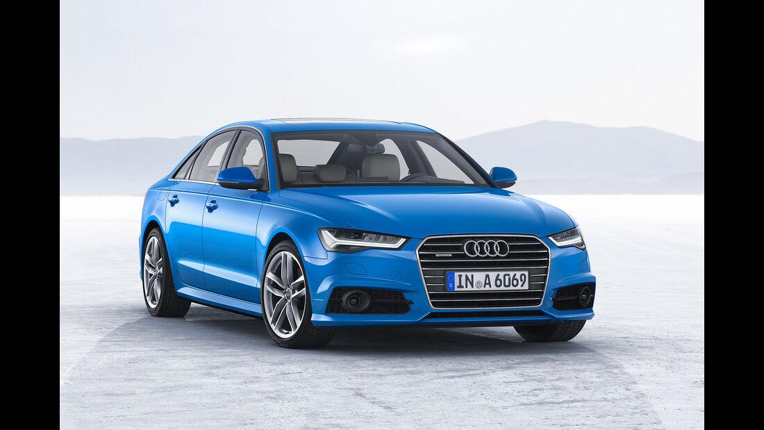 Audi A6 Facelift
