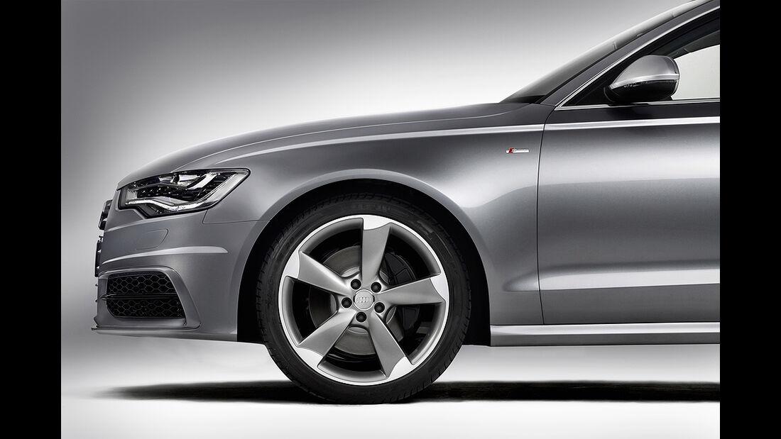 Audi A6, Felge