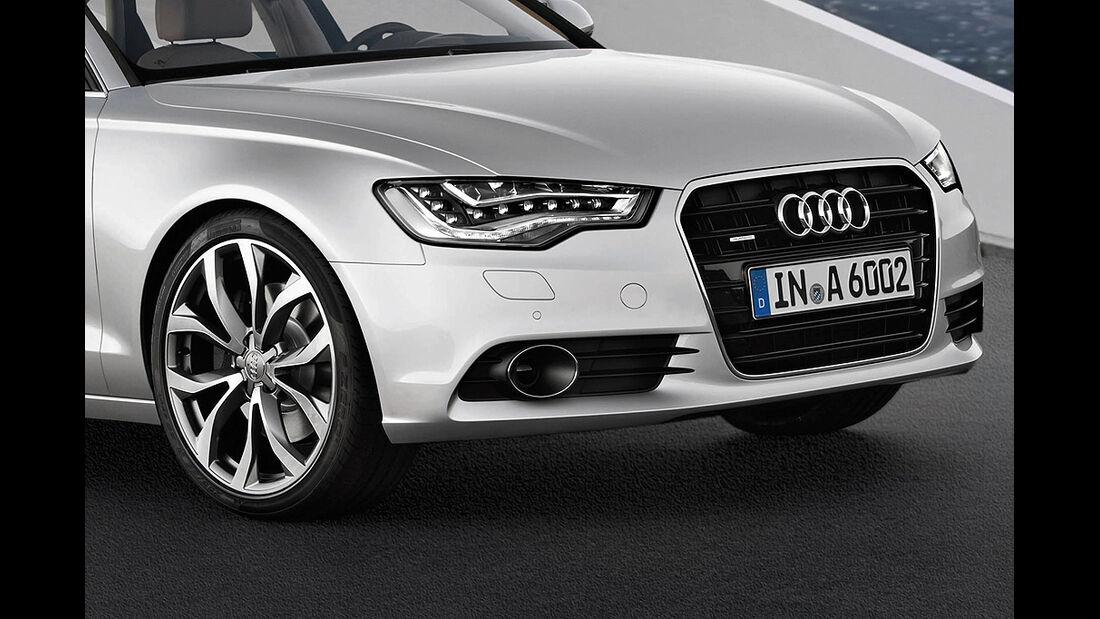 Audi A6, Felge, Front