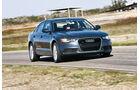 Audi A6, Frontansicht