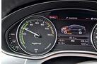 Audi A6 Hybrid, Rundinstrumete, Tacho