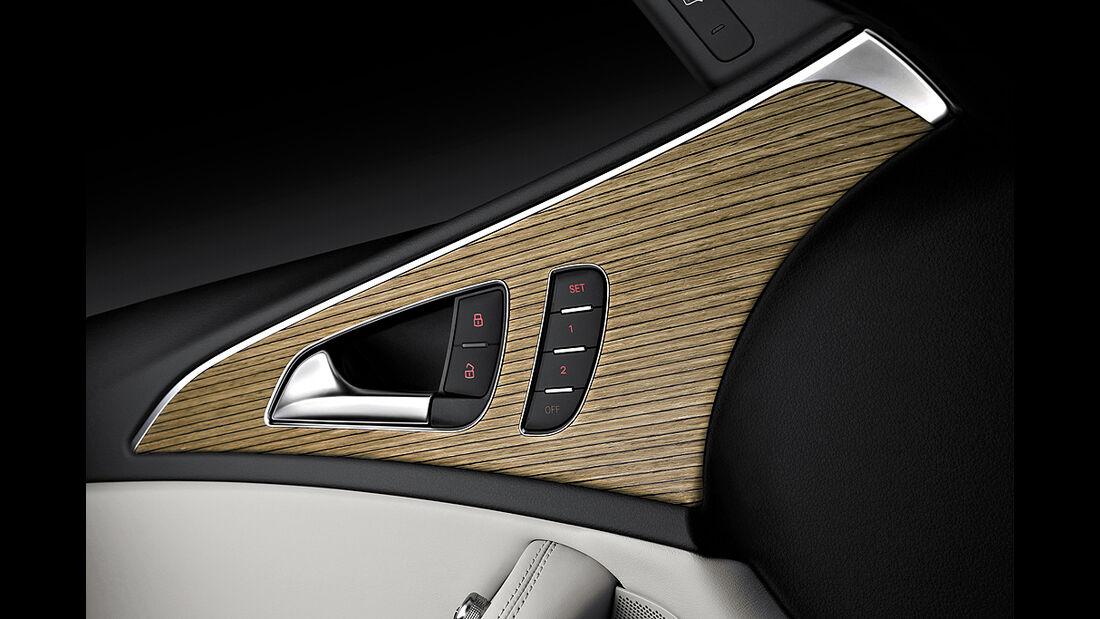 Audi A6, Innenraum, Tür