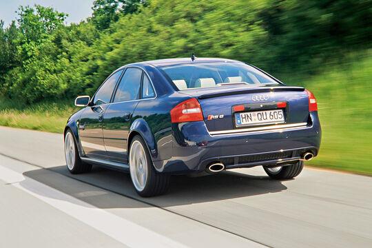 Audi A6 Kaufberatung Youngtimer 05 / 2017