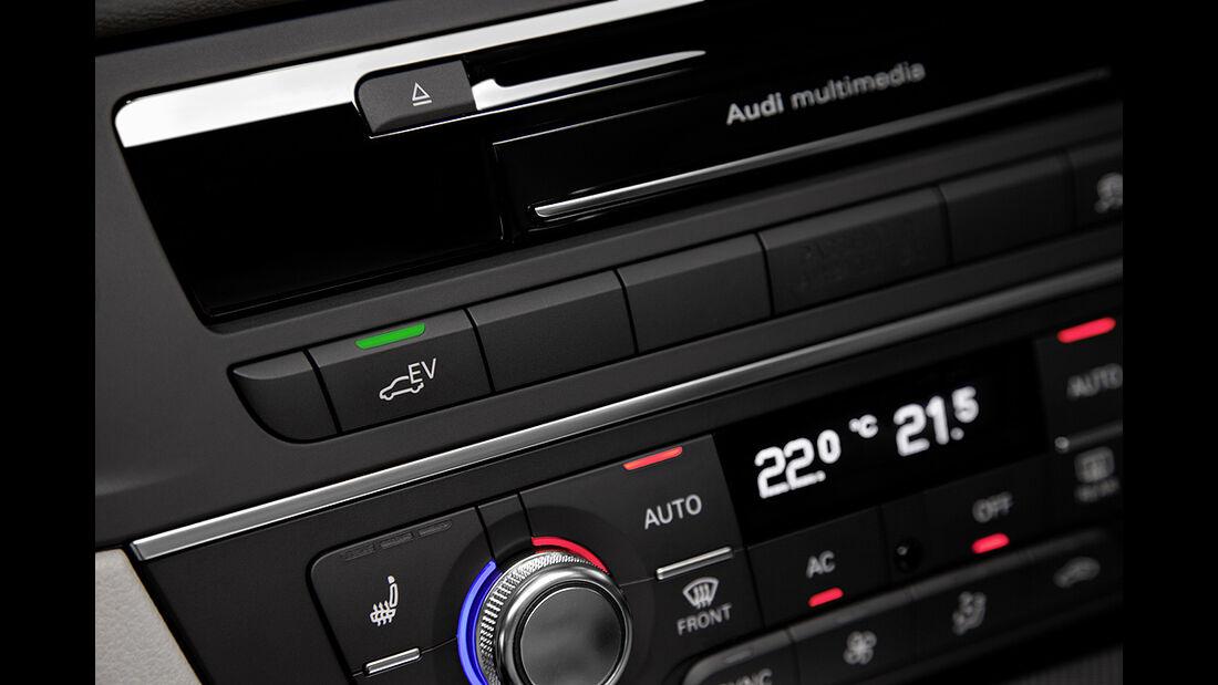 Audi A6, Klimaautomatik