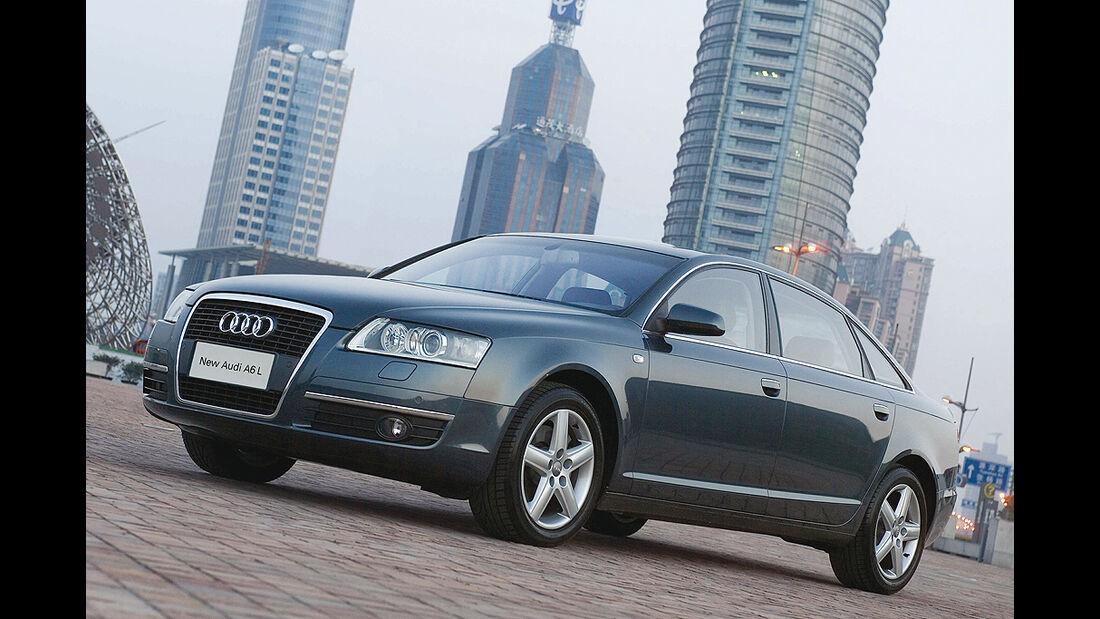 Audi A6 L, 2005