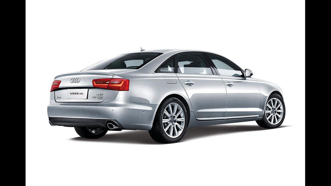 Audi A6, Langversion