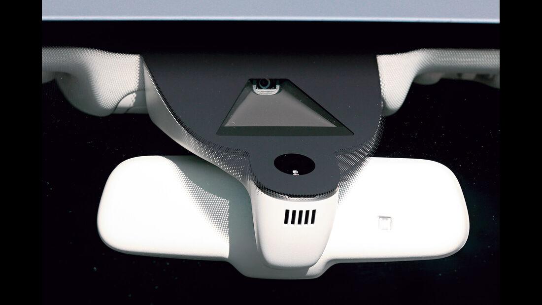 Audi A6, Lenkhilfe, Kamera