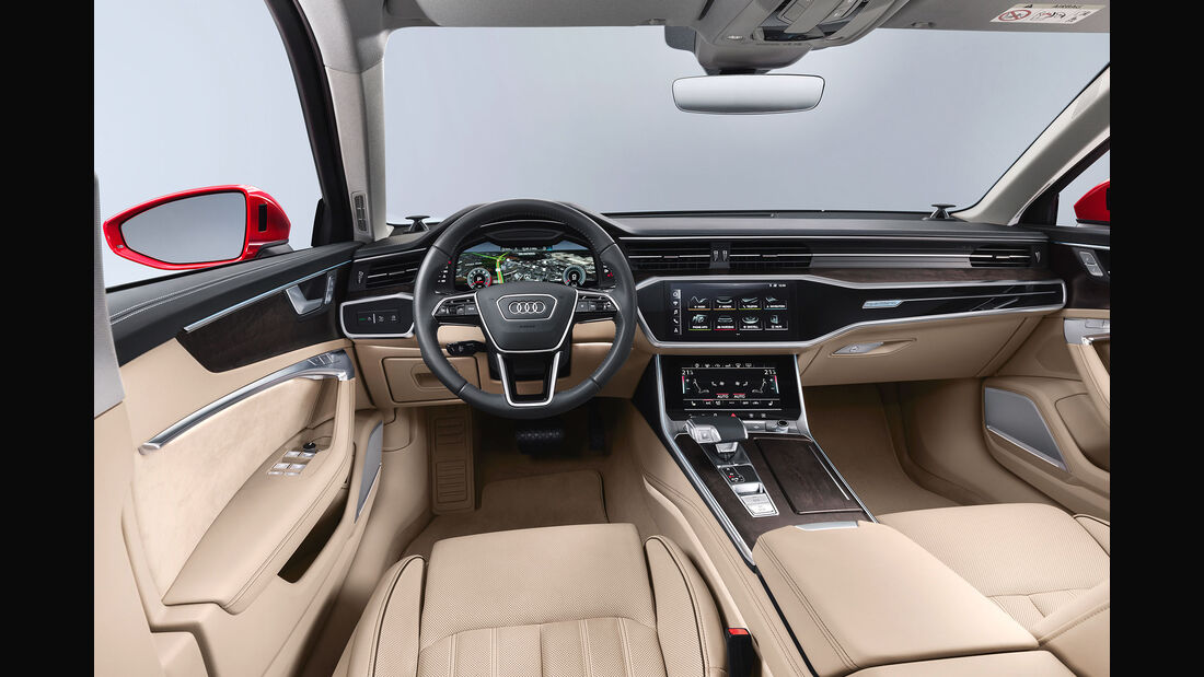 Audi A6 Limousine (2018) Interieur